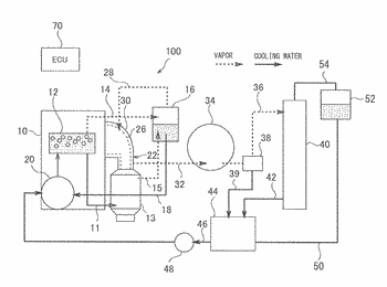 Rankine cycle system for vehicle