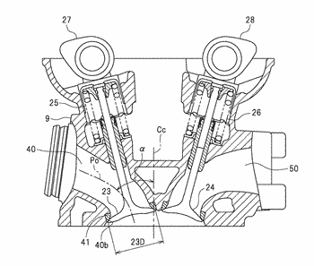 Internal combustion engine, vehicle having the same, and method for manufacturing internal combustion engine