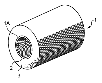 Self-lubricating composite friction part