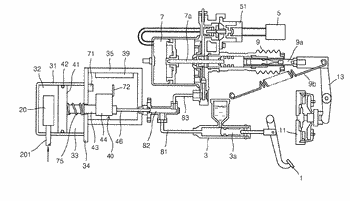 Fuel reducing clutch control apparatus and method for fuel reduction using the same