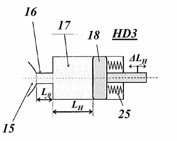 Helmholtz damper for a gas turbine and gas turbine with such helmholtz damper