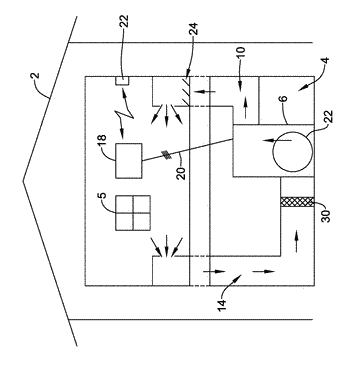 Air quality based ventilation control for hvac systems