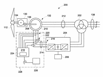 Systems and methods for crack detection in doubly-fed induction generators