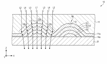 Lens array substrate, method of manufacturing lens array substrate, electro-optical device, and electronic apparatus