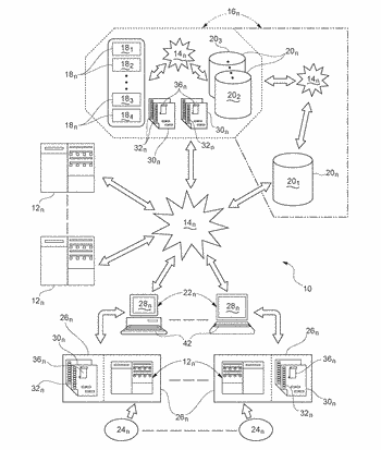 System and/or method for linking network content
