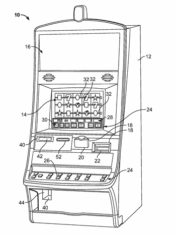 Methods of receiving electronic wagers in a wagering game via a handheld electronic wager input ...