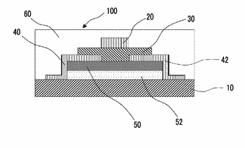 Organic field-effect transistor, method for manufacturing organic semiconductor crystal, and organic semiconductor element