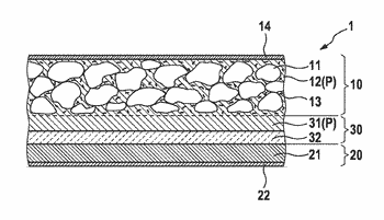 Polymer electrolyte for a lithium sulfur cell
