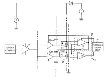 Power switch drivers with equalizers for paralleled switches