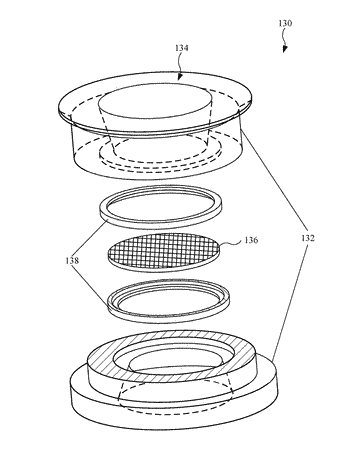 Membrane for liquid-resistant devices and methods of making a membrane