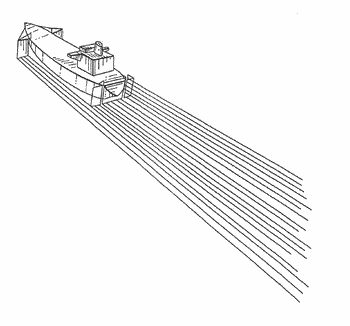Watercraft immobilizing apparatus and system