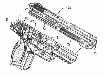 Firing control system for firearm