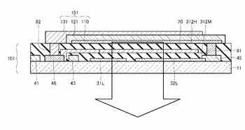 Pixel structure for oled display panel