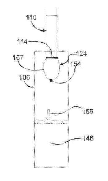 Infusion system using optical imager for controlling flow and method thereof
