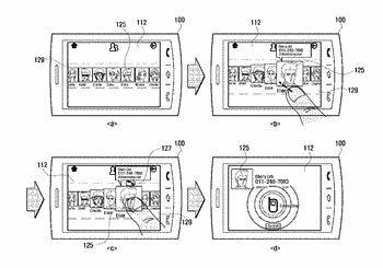Electronic device and method for implementing user interfaces