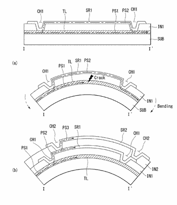 Flexible display device