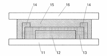 Packaging method of oled device, package structure and display apparatus