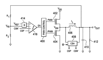 Advanced control circuit for switched-mode dc-dc converter