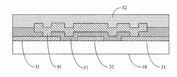 Touch-controlled panel, method of manufacturing the same, and display device