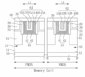 Semiconductor device having work-function metal and method of forming the same