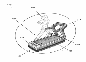 Exercise equipment with improved user interaction
