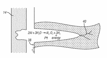 Method for the enhancement and stimulation of oil and gas production in shales