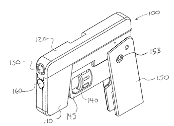 Concealable firearm