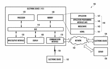 Electronic device and method for recognizing touch input therefor