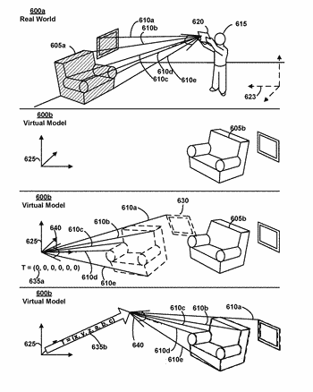Optimizing head mounted displays for augmented reality