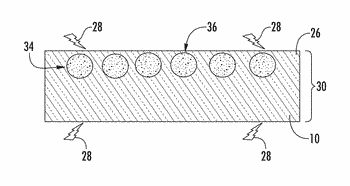 Method of forming light emitting diode with high-silica substrate