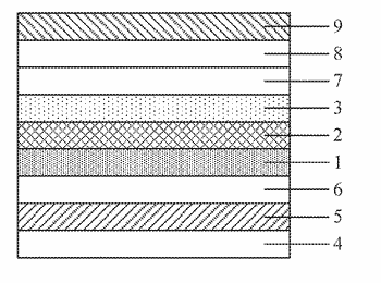 Organic light emitting apparatus, display device having the same, and fabricating method thereof