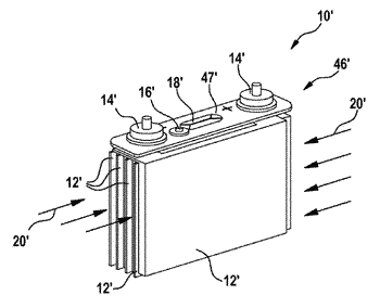 Method for producing a prismatic battery cell