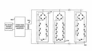 Ac light emitting diode and ac led drive methods and apparatus