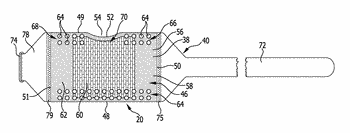 Medical fastening device and referencing device and medical instrumentation