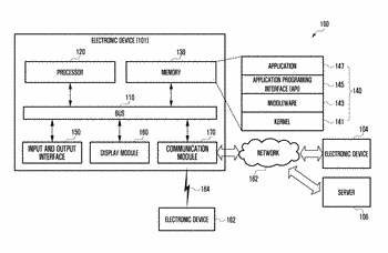Electronic device and speech recognition method thereof