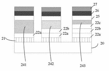 Oled display panel, manufacturing method thereof and display device