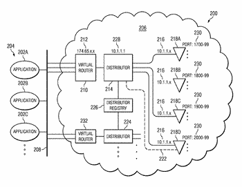 System and method for providing key-encrypted storage in a cloud computing environment