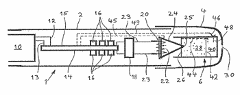 Electronic smoking device and capsule