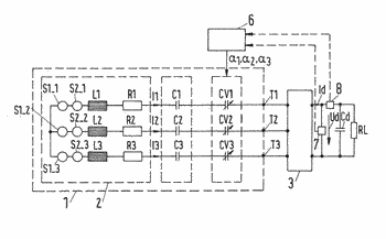 Method of and control system for operating a circuit arrangement