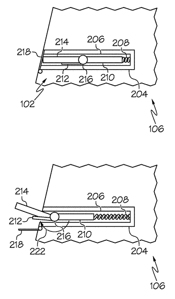 Retractable storage apparatus