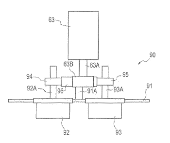 Driving device, fixing device and image forming apparatus