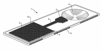 Air capillary vent for a lateral flow assay device