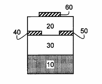 Method for making devices having dielectric layers with thiosulfate-containing polymers