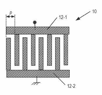 Guided surface acoustic wave device providing spurious mode rejection