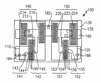 Acoustic wave elements, antenna duplexers, modules and electronic devices using the same