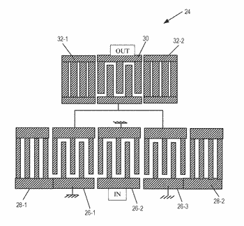 Surface acoustic wave device having a piezoelectric layer on a quartz substrate and methods of ...