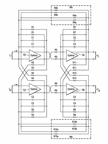 High gain filter circuit with an accurate transfer function