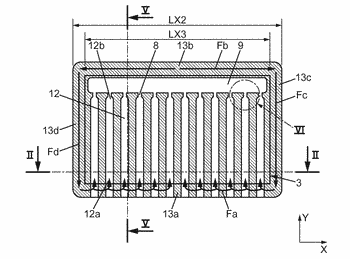 Flat heat pipe with reservoir function