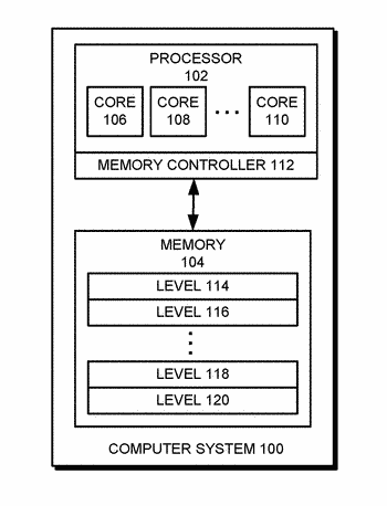Pinning objects in multi-level memory hierarchies