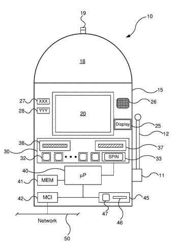 Gaming device having advance game information analyzer